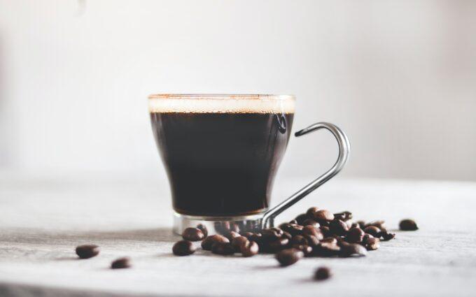 Cup of Black Coffee Desktop Wallpapers